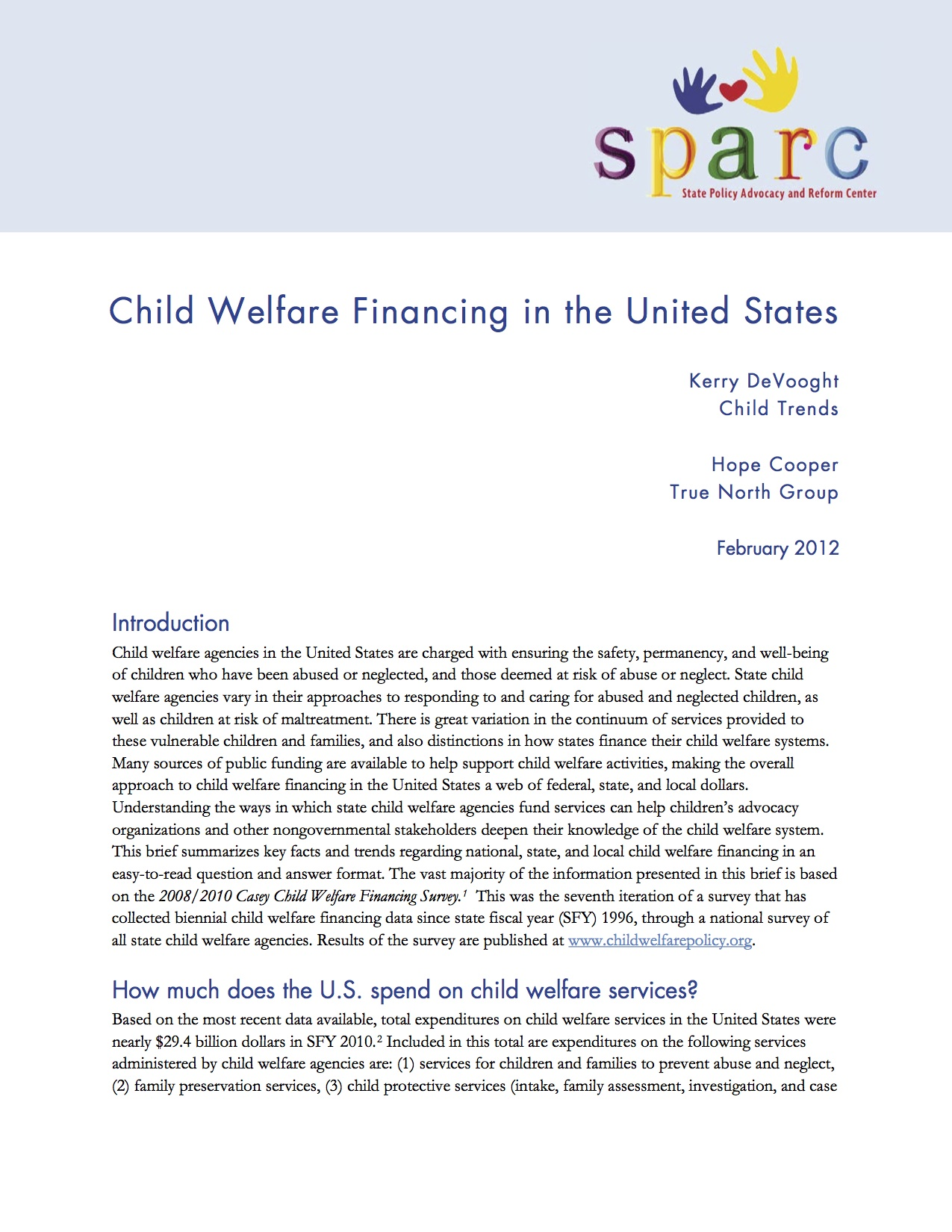 an understanding of welfare in the united states Understanding child welfare in ontario:  child welfare unfair for first nations - duration:  united states restricted mode: off.