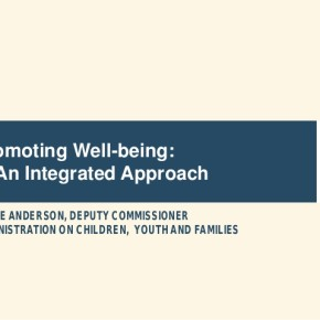 Webinar: Raising the Bar: Child Welfare's Shift Towards Well-Being
