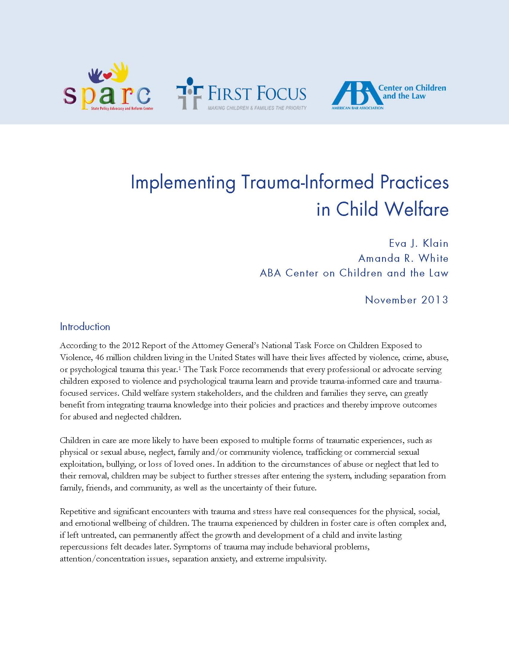 content uploads policy brief trauma march