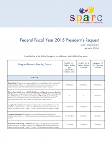 Federal Fiscal Year 2015 President's Request_Page_1